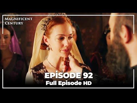Magnificent Century Episode 92 | English Subtitle HD
