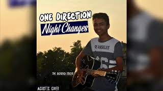 ONE DIRECTION - NIGHT CHANGES (COVER BY TheBackbench Singers)