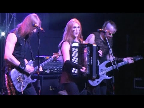 ENSIFERUM en Chile 2017 - Full Concert Santiago - 17/11/2017