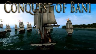 Naval action - Conquest of Bani!