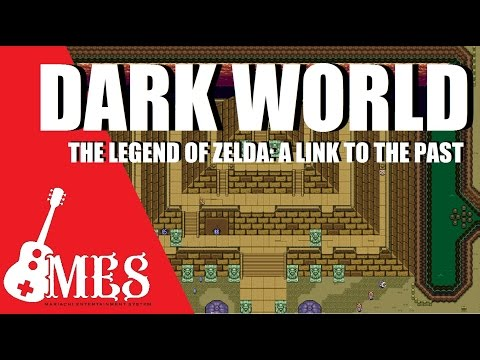 "Dark World (from ""The Legend of Zelda: A Link to the Past"") Mariachi Cover"