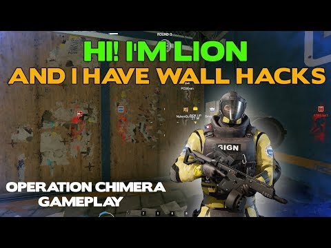Operation Chimera LION Gameplay and First Impression