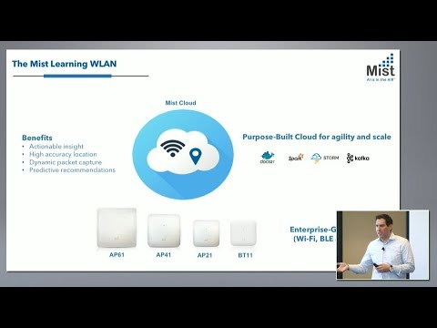 Mist Systems Introduction with Jeff Aaron