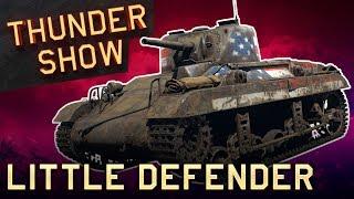 Thunder Show: Little defender