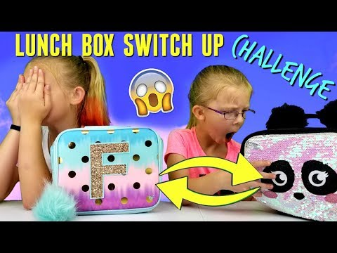 LuNCH BoX SWiTCH UP CHaLLENGE
