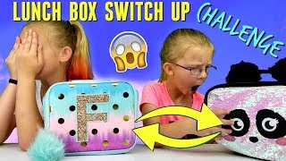 LuNCH BoX SWiTCH UP CHaLLENGE!!!
