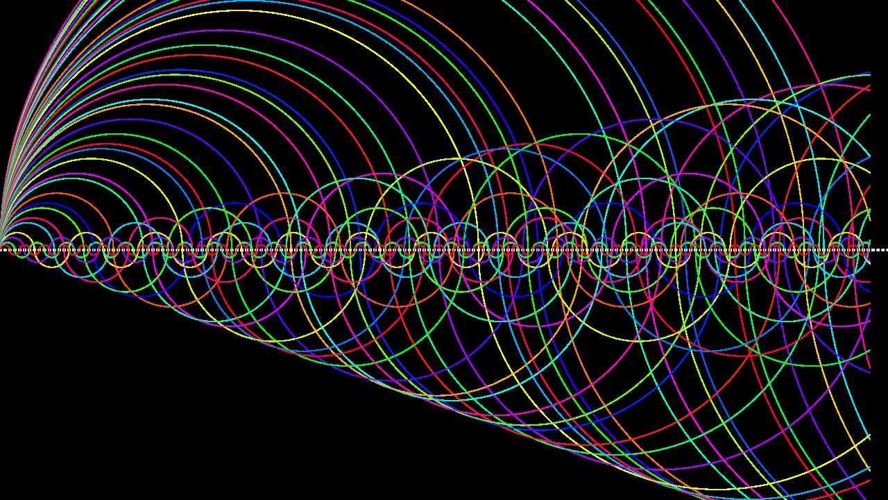 Animated Sieve Of Eratosthenes
