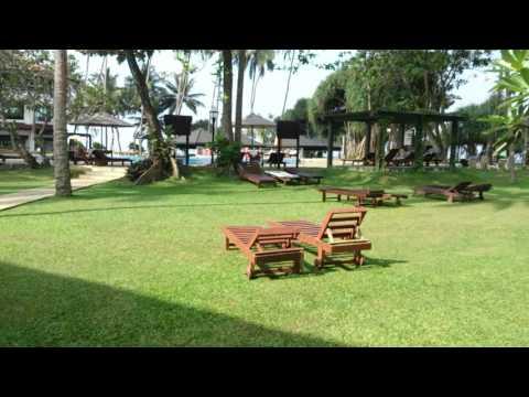 Tangerine Beach Hotel, Калутара, Шри-Ланка
