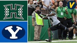 Hawaii vs BYU Highlights | 2019 Hawaii Bowl | College Football