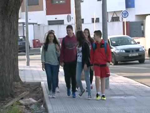 Gran iniciativa impulsada por el profesor de educación física de I.E.S. Perillán y Quirós y el director del Colegio Público Virgen de la Paz de Campo de Criptana.
