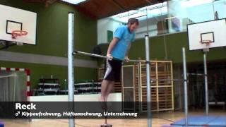 Sportaufnahmeprüfung Graz - Demo Video Gerätturnen thumbnail