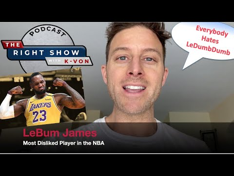 LeBron James is the Most Hated Player (comedian K-von shows why)