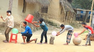 New Top Funny Comedy Video 2020__Very Funny Stupid Boys__Episode-101--Indian Fun || ME Tv
