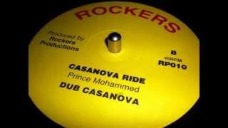 Prince Mohammed // Casanova Ride