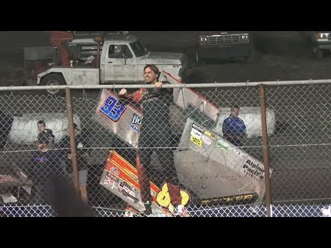8th Annual Adobe Cub - 30 Laps + Post Race Interviews. Results: 1 #88n Sean Becker, 2 #93 Kalib Henry, 3 #63 Tony Gualda, 4 #5v Colby Copeland, 5 #92 ... - dirt track racing video image