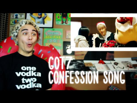 GOT7 - Confession Song MV Reaction
