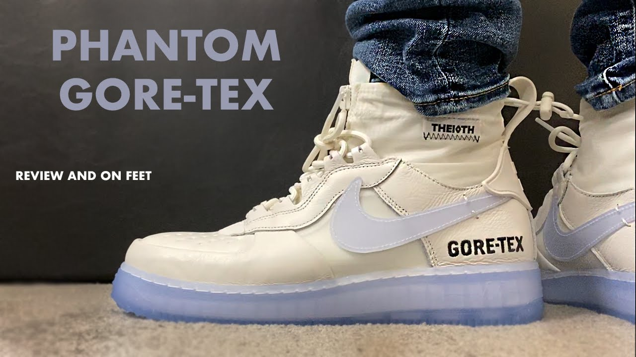 air force 1 goretex