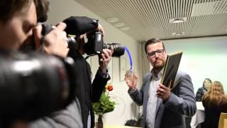 Klaus Härö sai Luterilaisen kulttuurin säätiön tunnustuspalkinnon