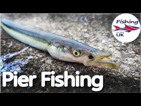 Pier Fishing UK