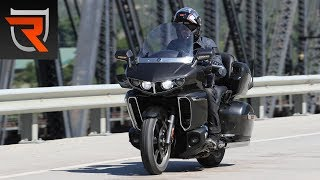 2018 Yamaha Star Venture Second Ride Review Video | Riders Domain