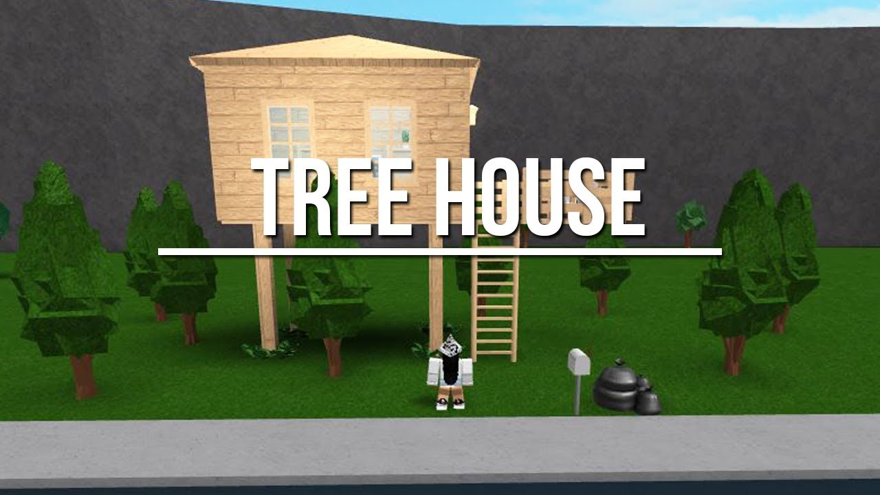 ROBLOX | Welcome to Bloxburg: Treehouse 14k - YouTube