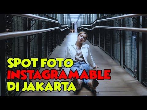 SPOT FOTO TERBAIK DI JAKARTA INSTAGRAMBLE BANGET!!!