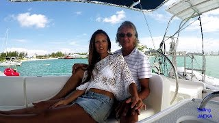 Sailing Around the World, week #2: Bimini, Bahamas by Sailing JAEKA