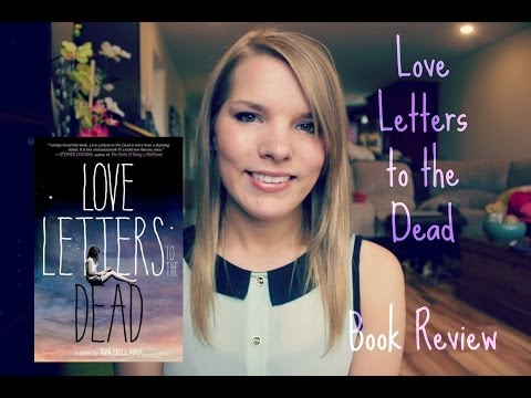 Love Letters to the Dead  Book