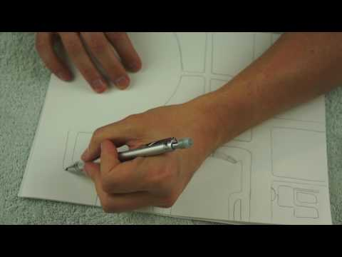 Whisper Hotel - Drawing Map Directions - ASMR Mp3