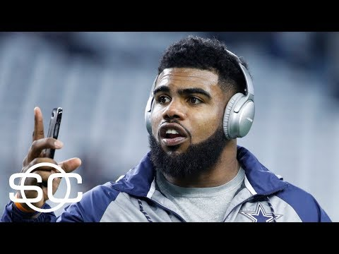 Ezekiel Elliott To Face Short Suspension? | SportsCenter | ESPN