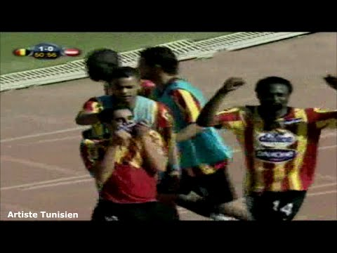 Match Complet Coupe de Tunisie 2008 1/16 Club Africain 1-2 E