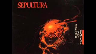 Banda: Sepultura Song: Lobotomy Album: Beneath the Remains Year: Se...