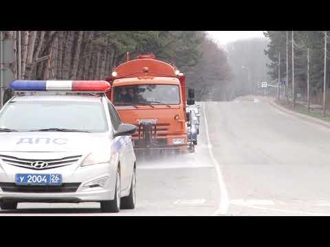 Дезинфекция транспорта  в Железноводске