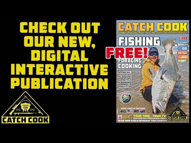 FREE Interactive Digital CatchCook Magazine!
