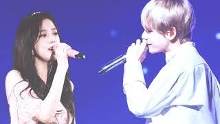 Yuki No Hana   Blackpink Jisoo & Bts Taehyung  |duet|