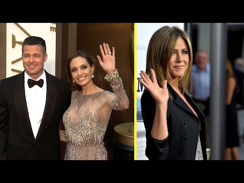 Jennifer Aniston Feels Brad Pitt, Angelina Jolie Split Is 'Karma'