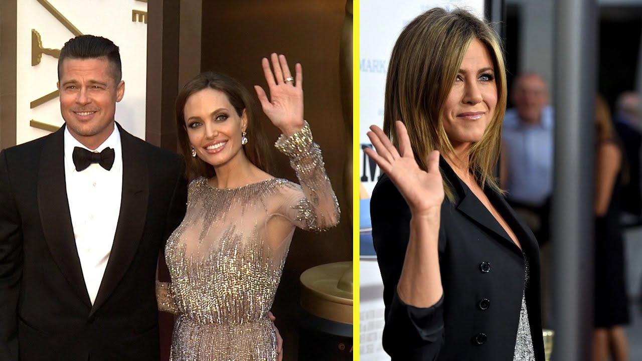 Jennifer Aniston Feels Brad Pitt, Angelina Jolie Split Is 'Karma'