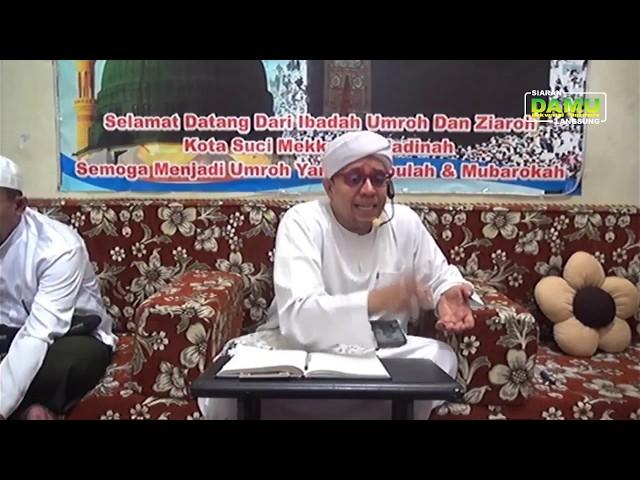 Kajian Kitab Mukaasyafatul Quluub 2020-02-01