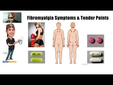 Fibromyalgia Symptoms and Tender Points Test Secrets