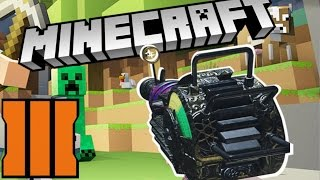 BLACK OPS 3 MINECRAFT ZOMBIES MAP! Call of Duty CoD BO3 Mods Gameplay
