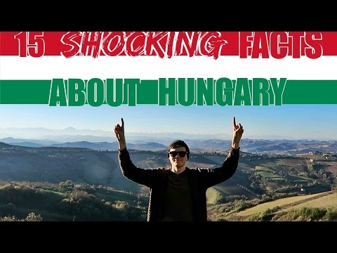 15 SHOCKING Facts about HUNGARY in 5 minutes!