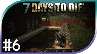 Airdrop & Mansion! (#6)- 7 Days to Die - Alpha 9.1