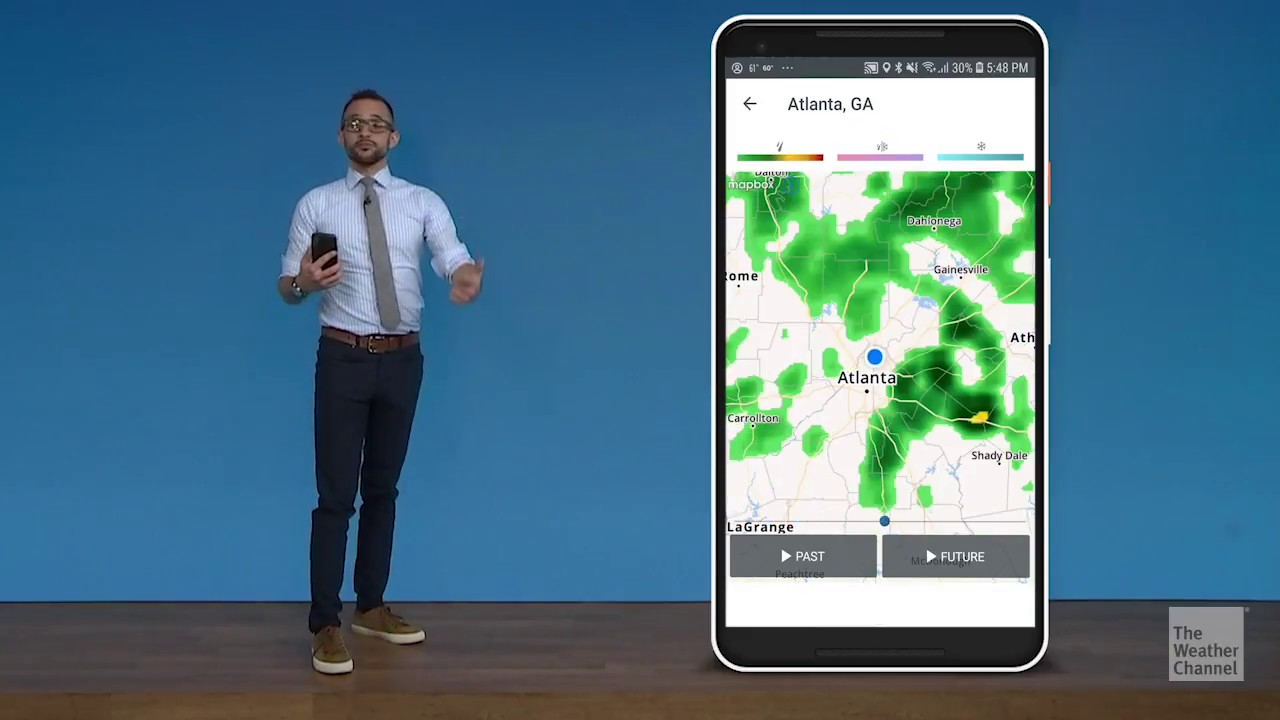 New AI-Powered Weather App Released for Android Devices