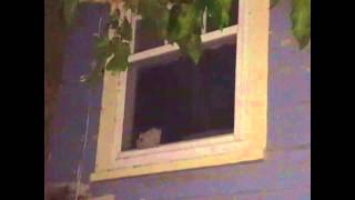 Scary Haunted House in Wichita Kansas   Kids sound caught on tape  not heard during recording-part 2