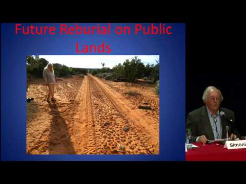 Going Home 12: Native Community and Agency Perspectives - Donald Simonis