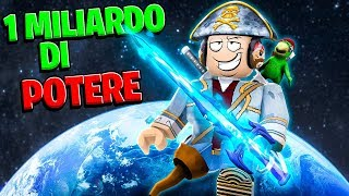 """I'm THE MOST FORTE OF ALL THE UNIVERSE! - ROBLOX """"POWER"""""""