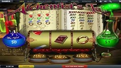Free Alchemist's Lab Slot by Playtech Video Preview | HEX