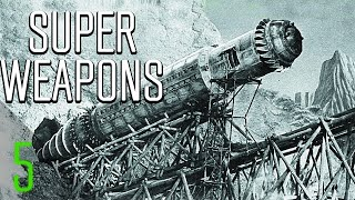 5 Lost Soviet Super Weapons
