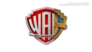 Warner Bros. Pictures/Warner Animation Group logos
