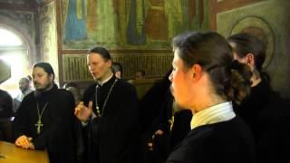 Хор Свято-Пафнутьева монастыря:
